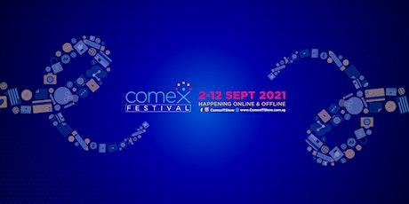 COMEX Festival 2021 tickets