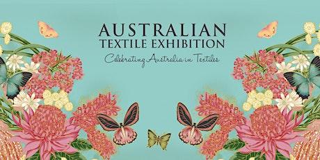Spring Australian Textile Exhibition - Chapter Three tickets
