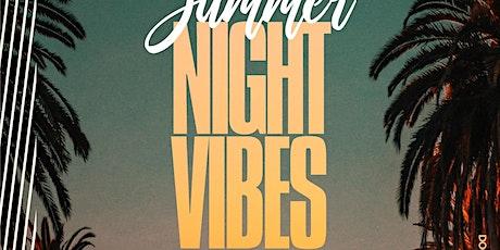 Summer Night Vibes @ NoMa Social (Inside The Radisson Hotel) tickets