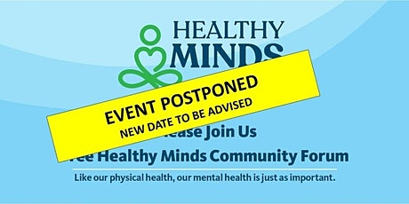 FREE Healthy Minds Community Event - Cobden, Vic tickets