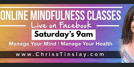 Online Mindfulness and Meditation course tickets