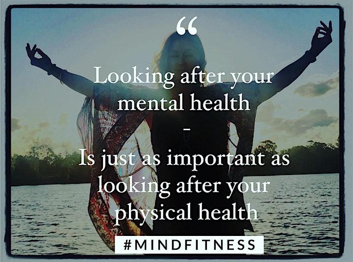 Online Mindfulness and Meditation course image