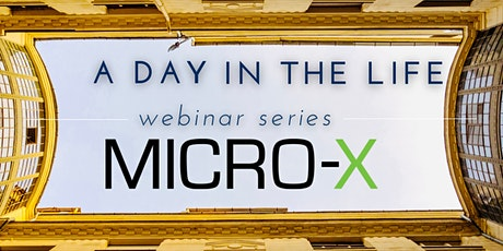 Micro-X Panel discussion tickets