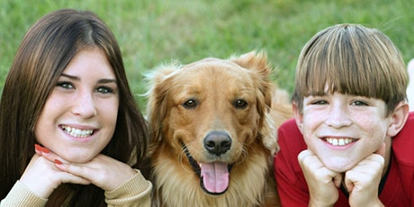 Dr. Andrea Breen - Kids and dogs; a match made in heaven? tickets