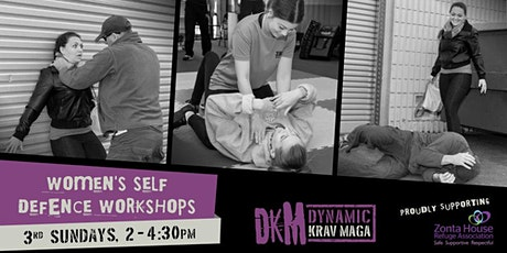"""""""Walk in Peace"""" - Women's Self Defence Workshop - August at DKM tickets"""