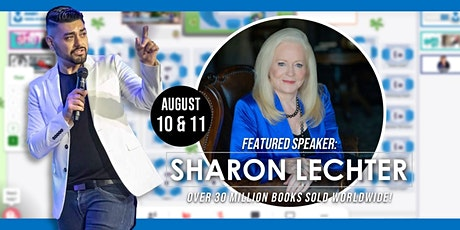 Sharon Lechter + Entrepreneur Virtual Speed Networking with Manny Lopez tickets