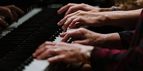 Australia Piano Duo Festival 2021: Fantasies and a Fiesta tickets