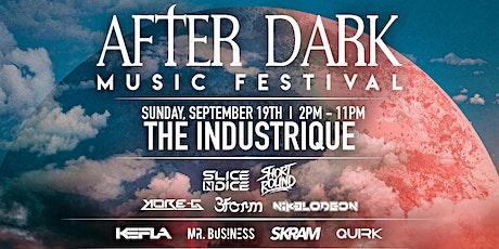 After Dark Festival Pres. Short Round, Slice N Dice & More tickets
