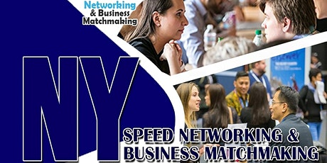 Speed Networking & Business Matchmaking : Fast Way to Expand Your Network tickets