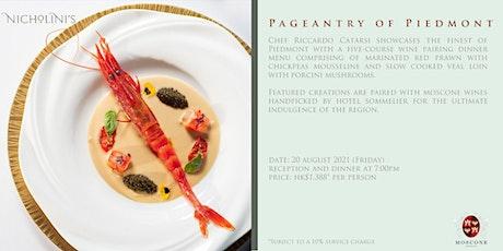 Piedmont Wine Dinner: Truly Italian dining experience | MyiCellar tickets