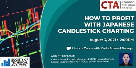 How to Profit with Japanese Candlestick Charting tickets