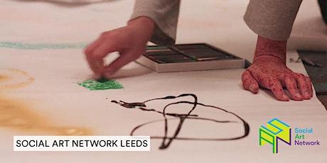 Social Art Network Leeds Launch tickets