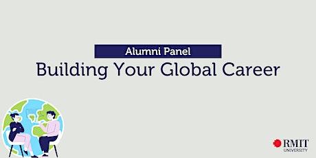 Alumni Panel: Building Your Global Career tickets