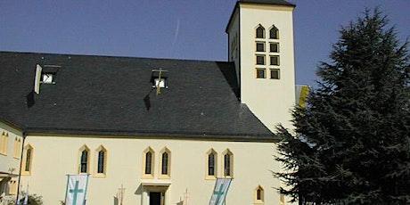 Gottesdienst  in der Kirche St. Antonius von Padua Tickets