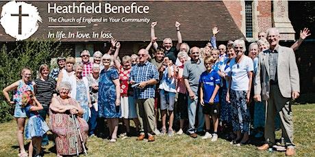 Holy Communion 10.00am Sunday 25th July at St Richard's Church, Heathfield tickets