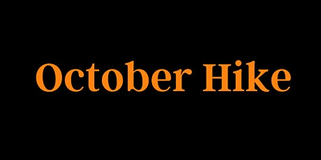 October Hike tickets