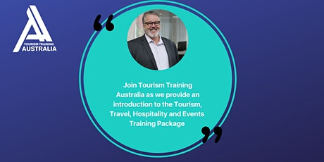Introduction to Tourism, Travel, Hospitality and Events training Package tickets