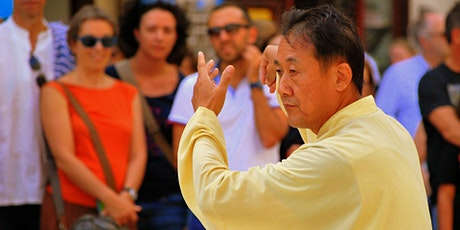 Tai Chi in the Library tickets