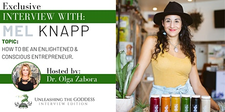 FREE Goddess Event Exclusive Interview with Mel Knapp - SEDONA RETREAT tickets