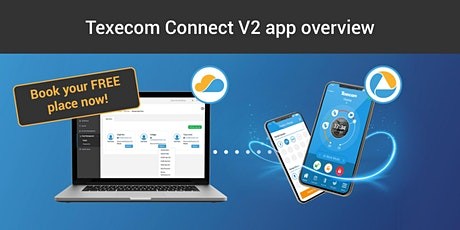 Texecom Connect V2 Mobile application tickets
