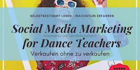 Free Training: Social Media for Dance Teachers Tickets