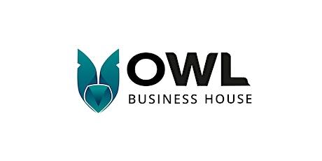 ¡Despegamos con el primer evento de Owl Business House! tickets