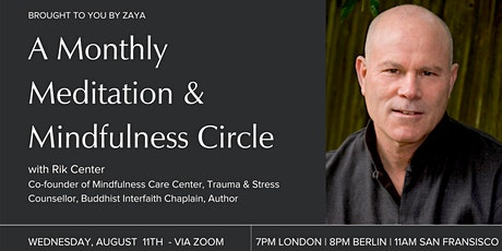 Developing Self-Love & Self-Compassion: Meditation & Mindfulness Circle tickets