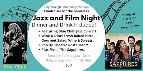 Jazz and Film Night tickets