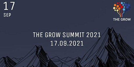 THE GROW SUMMIT 2021 Tickets