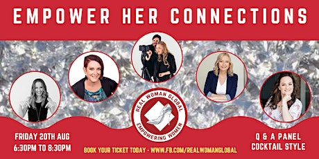 EMPOWER HER CONNECTIONS Cocktail Style tickets