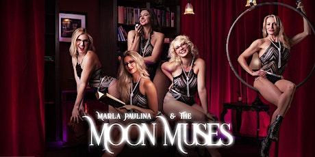 Marla Paulina & the Moon Muses: Partnered with Stella Artois tickets