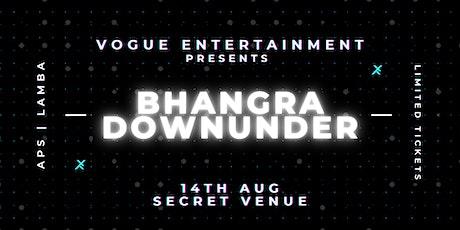 Bhangra Downunder tickets