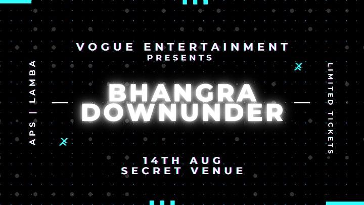 Bhangra Downunder image