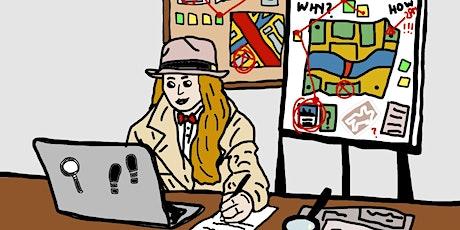 Whodunnit? Drama Workshop - The Art Heist Edition Tickets