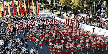 Rose Parade 2022 Tour tickets