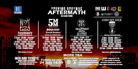 Proving Grounds: Aftermath NL CLUB TOUR tickets