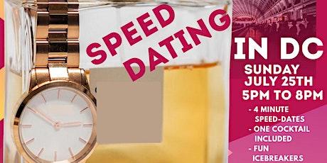 DC SPEED DATING SINGLES MINGLE EVENING tickets