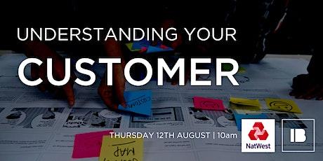 IB x Natwest Summer Series: Understanding Your Customer tickets