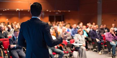 Öffentlich Sprechen - Public Speaking Tickets