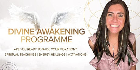 Divine Awakening Online 12 week Energy Container tickets