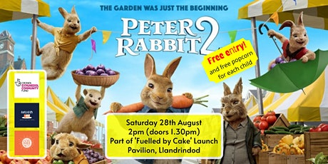 Peter Rabbit 2 : The Runaway (2021) Cinema Screening tickets