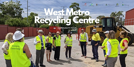 West Metro Recycling Centre Community Tour tickets