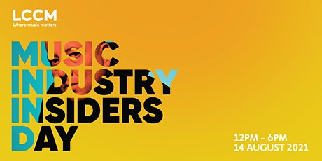 Music Industry Insiders Day tickets