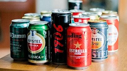 Degustación de cervezas españolas entradas