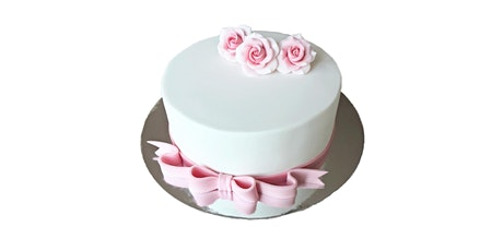 Geraldton Foundation Class - Fondant cake & Roses tickets