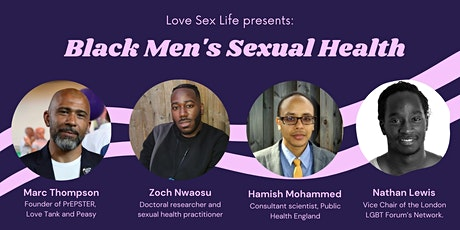 How can we prioritise black men's sexual health in London? tickets