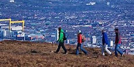 Mindfulness Nature walk with Belfast Hills Partnership tickets