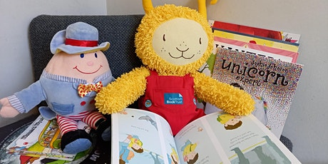 The Meadows Toddler Play Area Outdoor Bookbug Session tickets