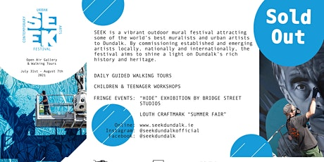strEAT tour with SEEK 2021 Festival & The Spotted Dog tickets