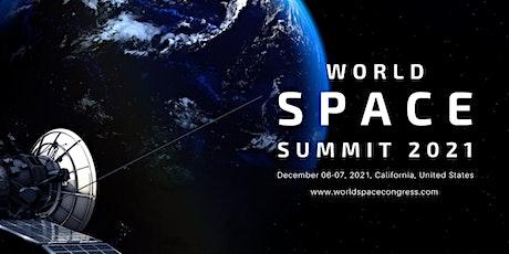 World Space Summit tickets